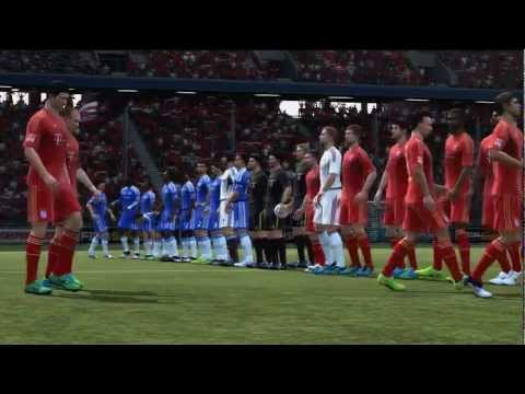 Bayern Munich vs Chelsea UEFA Champions League Final 19/05/12 (HD)