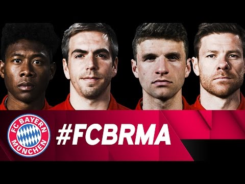 FC Bayern – Real Madrid | Champions League Trailer