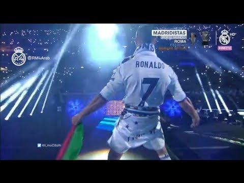 Celebracion Real Madrid La Duodecima en el Bernabeu – 12ª Champions League