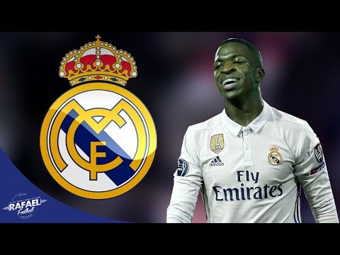 Vinicius Junior 2017 ● Magic Skills & Tricks ● Welcome To Real Madrid – HD