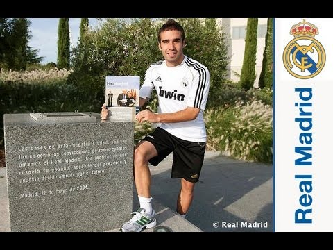 Dani Carvajal, new Real Madrid player