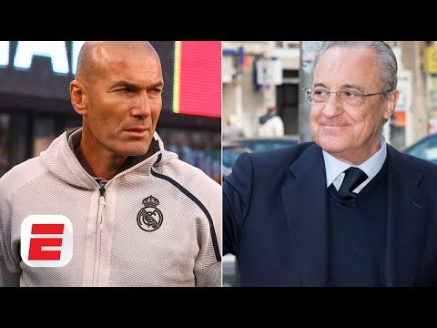 Zinedine Zidane is paying for Florentino Perez's mistakes at Real Madrid – Gab Marcotti | ESPN FC