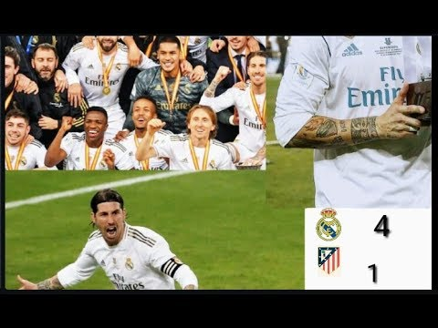 HIGHLIGHTS OF PENALTY SHOOTOUT BETWEEN REAL MADRID AND ATHLETICO MADRID
