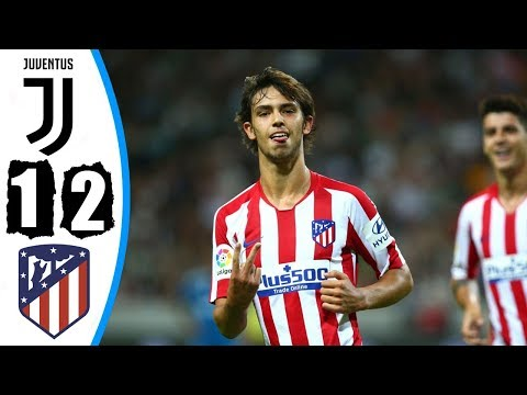 Juventus vs Atletico Madrid 1-2- Highlights & Goals Resumen & Goles 2019 HD