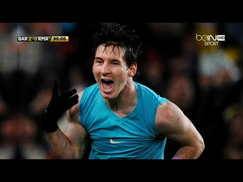 Lionel Messi vs Real Madrid (Home) 2008-09 English Commentary HD 1080i