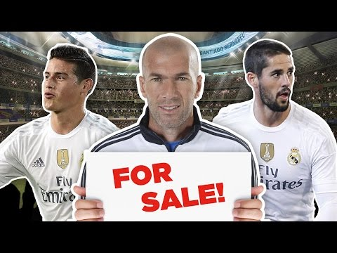 Real Madrid To Sell Superstars? | Transfer Talk