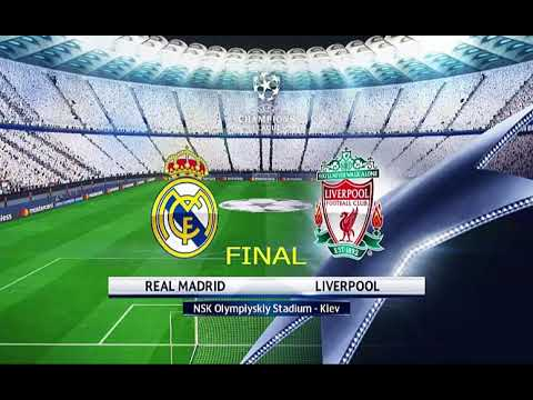 The timing of the final  Champions League and remix