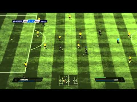 FIFA 11 – Arsenal vs Real Madrid gameplay Full Match [HD] XBOX 360/PS3 [NEW]