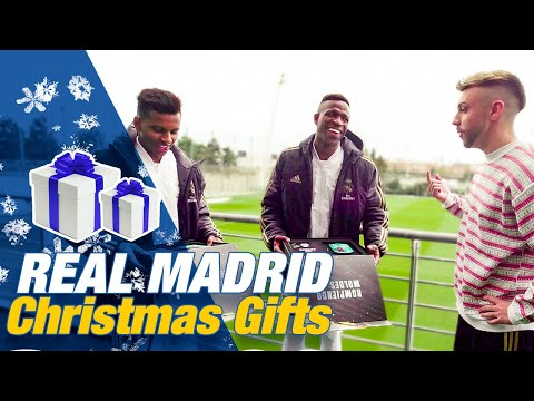 Roberto Carlos and DjMariio surprise Real Madrid players | Vinicius, Modric, Carvajal and more