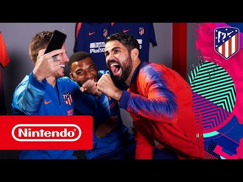 FIFA 19 – Atlético de Madrid Player Tournament Trailer (Nintendo Switch)