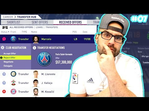 WTF NO! STAR PLAYER SOLD $88,000,000  – FIFA 18 Career Mode Real Madrid #07