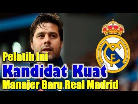 MENGEJUTKAN! Pelatih Ini Kandidat Kuat Manajer Baru Real Madrid