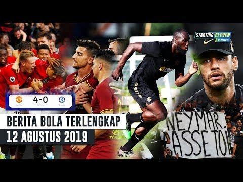 MU Babat Chelsea 😱 Roma Kalahkan Madrid 🤔 Lukaku Menggila 🔥 Neymar di Usir dari PSG – Berita Bola