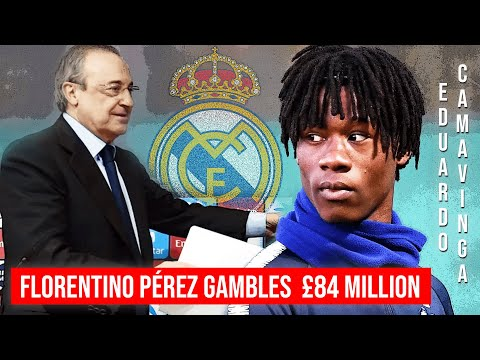 Real Madrid to Sign 17yo WONDERKID for £84 MILLION