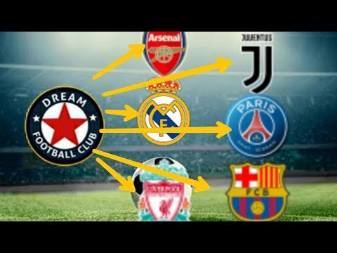 How To Change Dream League Soccer Logo To Real Team Logo In DLS 19 Dream League Soccer 2019