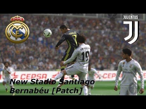 "PES 2019 | Real Madrid Vs Juventus ""New Stadio Santiago Bernabéu"" | Download Patch [Giù]"