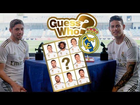 GUESS WHO?   Ep.1   Valverde vs James