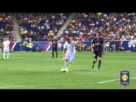 Paris Saint-Germain VS Fiorentina ( ICC 2015 ) [ FULL HIGHLIGHTS ]