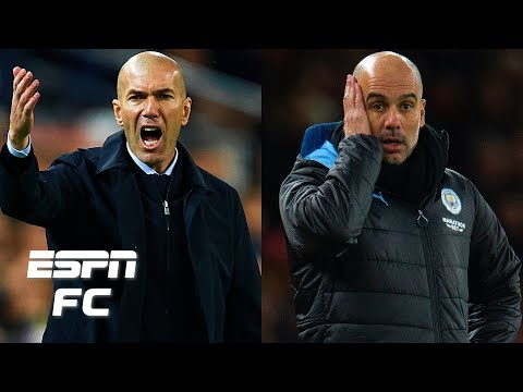 Predicting Real Madrid vs. Manchester City and every Champions League round of 16 tie | ESPN FC