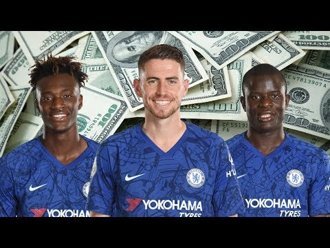 Chelsea Players Salaries 2019/2020 | Who is Highest Paid Player?