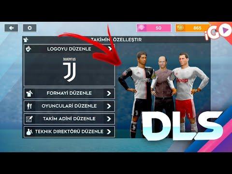 Dream League Soccer 2020 Forma ve Logo Nasıl İndirilir – DLS 2020 Forma İndirme