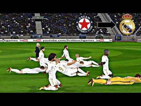 Créer L'Equipe de Real Madrid🔥Nouveaux Maillots & Joueurs🔥Dream League Soccer 2019