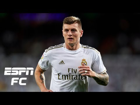 Should Real Madrid's Toni Kroos by wary of a move to Manchester United? | Transfer Rater