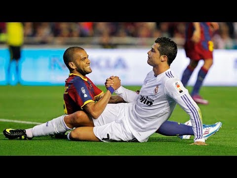 El Clasico – Best Fights,Fouls,Dives & Red Cards – HD