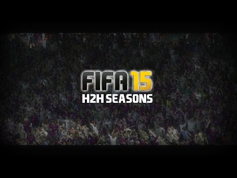 FIFA 15 – Head To Head Seasons Gameplay – Real Madrid VS Barcelona (Next Gen 1080p HD)