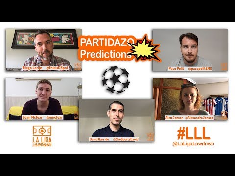 Champions League Final SPECIAL: Partidazo Predictions #9 – REAL MADRID v LIVERPOOL