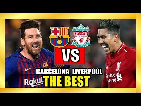 Barcelona vs Liverpool Head to Head | Champions League 🏆 All Goals ⚽ Total Match● Comparison to 2019