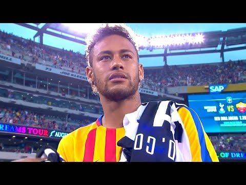 Neymar vs Juventus HD 1080i (23/07/2017) by MNcomps