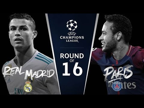 👑 Real Madrid vs PSG ⚽ LIVE STREAM HD Champions League 14/02/2018