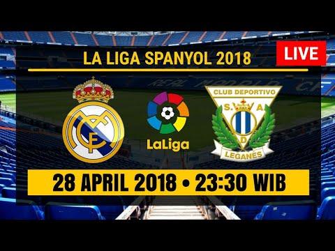Jadwal Live Streaming Real Madrid vs Leganes La Liga Spanyol 2018 Siaran Langsung di Tv Sctv