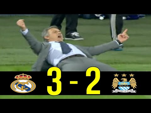 2011 Champions League Real Madrid vs Manchester City Full Highlight