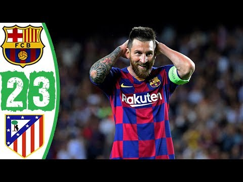 Barcelona vs Atletico Madrid 2-3 – All Goals & Extended Highlights 2020