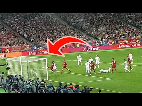 GOAL Sadio Mané Real Madrid – Liverpool | UCL Final Champions League 2018