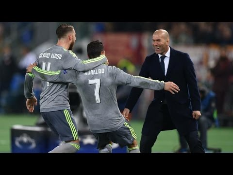 AS ROMA 0-2 REAL MADRID | Goals: Ronaldo, Jese | MATCH REACTION