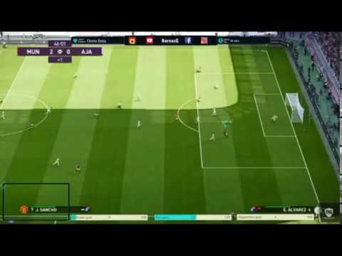 PES 2020 Game Play – MNU – AJX – Part 2