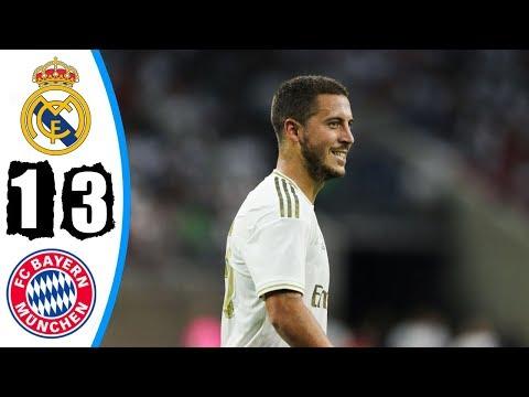 RMA Hazard Scored 1-3 – Highlights & Goals Resumen & Goles 2019 HD