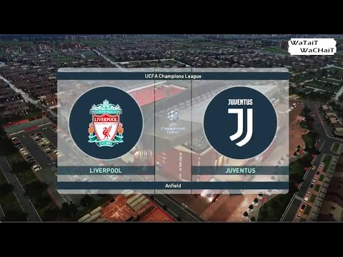 UEFA Champions League Final | Liverpool vs Juventus | Ronaldo, Dybala Free Kick Goal | Gameplay PS4