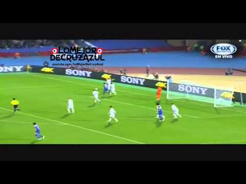 CRUZ AZUL vs REAL MADRID (0-4) MUNDIAL DE CLUBES 2014