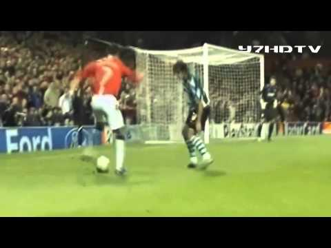 Cristiano Ronaldo -Real Madrid vs Manchester United 2008-2013 HD