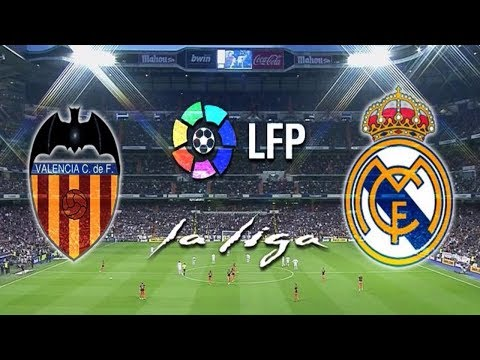 VALENCIA VS REAL MADRID LA LIGA LIVE SCORE