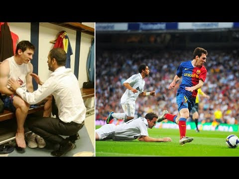 What Guardiola told Messi to humiliate Real Madrid (2-6) in 2009 – Oh My Goal
