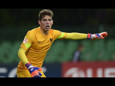Luca Zidane | Best Saves | France + Real Madrid