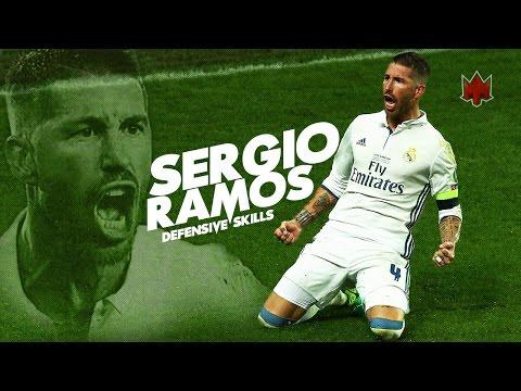Sergio Ramos – Real Madrid – Defensive Skills – 2016/17 HD