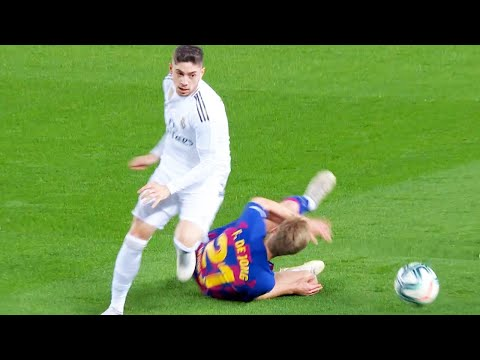 This Is Why Real Madrid Fans Love Fede Valverde