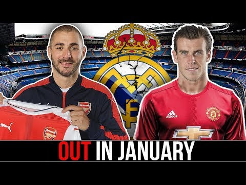 Winter is coming | Real Madrid January exits – Transfer News