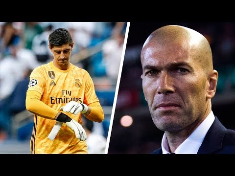 Courtois SUBBED OFF at half-time, Zidane to be SACKED? | Champions League Day 2 | Oh My Goal